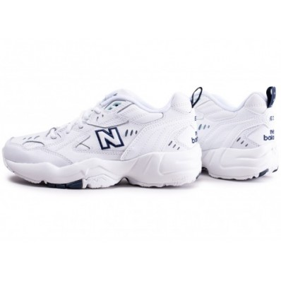 basket new balance homme blanche