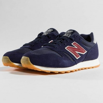 new balance homme 373 rouge